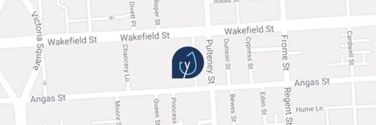 Re:You - Adelaide Clinic Map Location